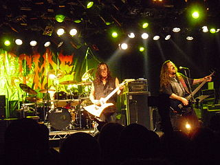Deicide (band) American death metal band