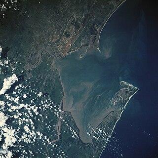 Maputo Bay bay