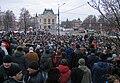 Demonstration during the 2011-2012 Russian protests in Nizhny Novgorod (10 December 2011).jpg