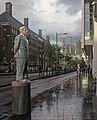 Den Haag, beeld op de Kalvermarkt - The Observer van Berry Holslag foto10 2016-10-01 18.12.jpg