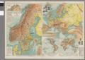 Den lilla skolkartan öfver Skandinavien, Europa och Globen - Kungliga Biblioteket - 10371878-thumb.png