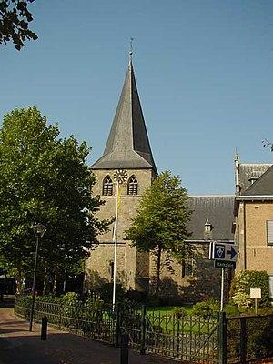 Denekamp - St. Nicholas Church in Denekamp