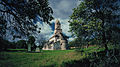 Densuș Church (St Nicholas), Hunedoara County, Romania.jpg