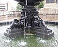Detail of the Steble Fountain, William Brown Street, Liverpool - geograph.org.uk - 483009.jpg