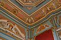 Detall del sostre de la sala roja, palau del marqués de Dosaigües.JPG