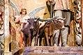Detalle de la talla de San Isidro Labrador de la Iglesia de San Juan Bautista de Amaya.jpg