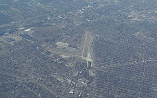 Coleman A. Young International Airport public use airport in Detroit, Michigan, United States