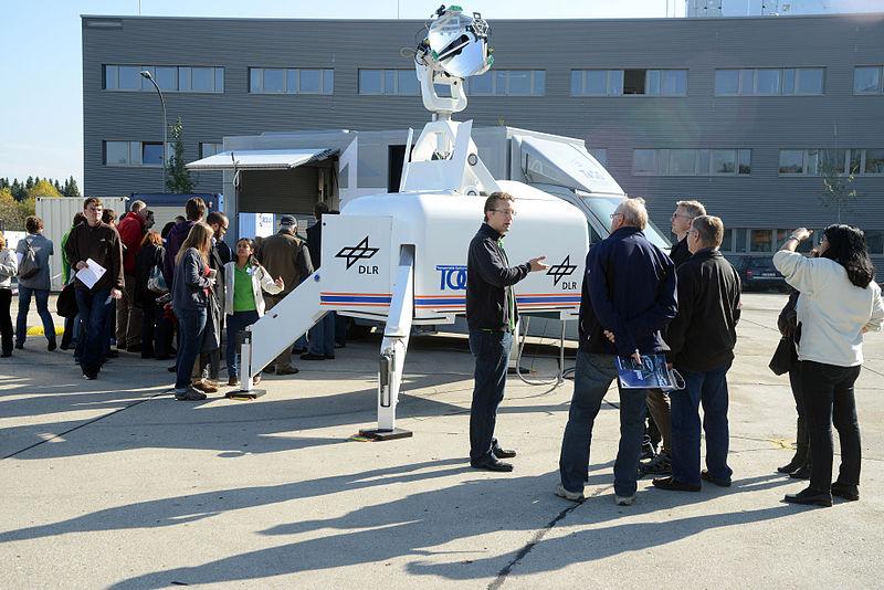 Deutsches Zentrum Für Luft- Und Raumfahrt Berlin