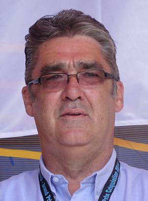 Claude Criquielion - Criquielion in 2014