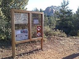 Devil's Bridge Trail, Sedona, Arizona - panoramio