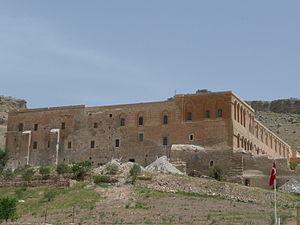 Ignatius Michael III Jarweh - Dayr al-Zafaran monastery