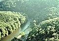 Dia von Blick von Müngstener Brücke, wupperabwärts, Bild 1.jpg