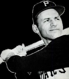 Dick Groat American baseball player