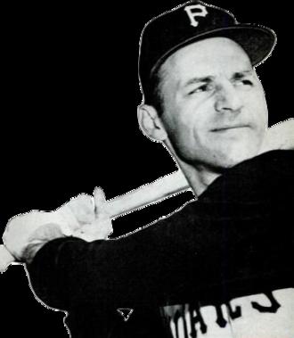 Duke Blue Devils baseball - Dick Groat