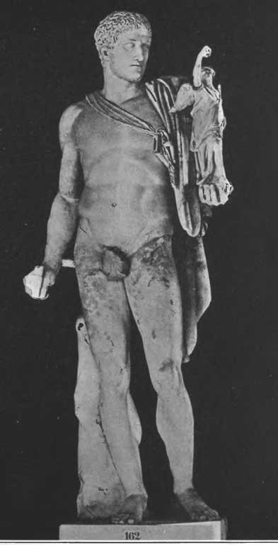 Diomedes with the Palladion (Glyptothek)