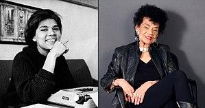 Lorraine O'Grady - Image: Diptych Portrait of Lorraine O Grady 1962 2014