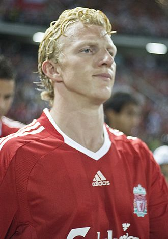 Dirk Kuyt - Kuyt with Liverpool in 2009