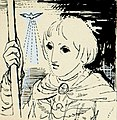 Disegno per copertina di libretto, disegno di Peter Hoffer per Parsifal (s.d.) - Archivio Storico Ricordi ICON012446.jpg