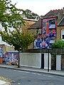 Distinctive house on Fairlawn Grove - geograph.org.uk - 2643122.jpg