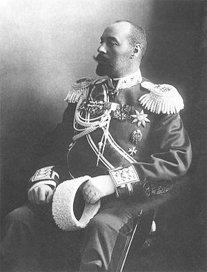 Dmitri Feodorovich Trepov - Dmitri Feodorovich Trepov. 1905.