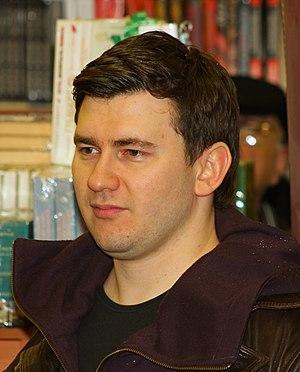 Dmitry Glukhovsky cover