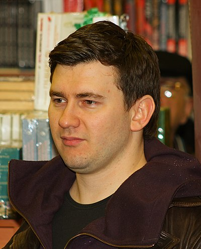 Picture of an author: Dmitry Glukhovsky