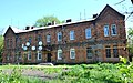 Dolynska Lazareva Str. 10 Former Apartment House for Railway Employees 01 (YDS 0240).jpg