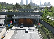 Domain Tunnel entrance.jpg