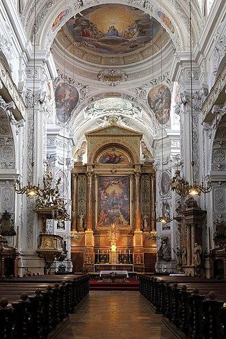 Dominican Church, Vienna - Main altar