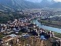 Dongxingzhen, Guangxi skyline.jpg
