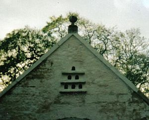 National Museum of Rural Life -  The Doocot and the Ball finial