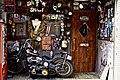 Door with Harley Davidson.jpg