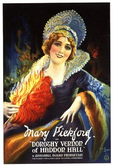 Dorothy Vernon of Haddon Hall - film poster.jpg