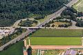 Dorsten, Lembeck, Autobahn 31 -- 2014 -- 1991.jpg