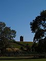 Dovecote from Kings School Cricket Field.jpg