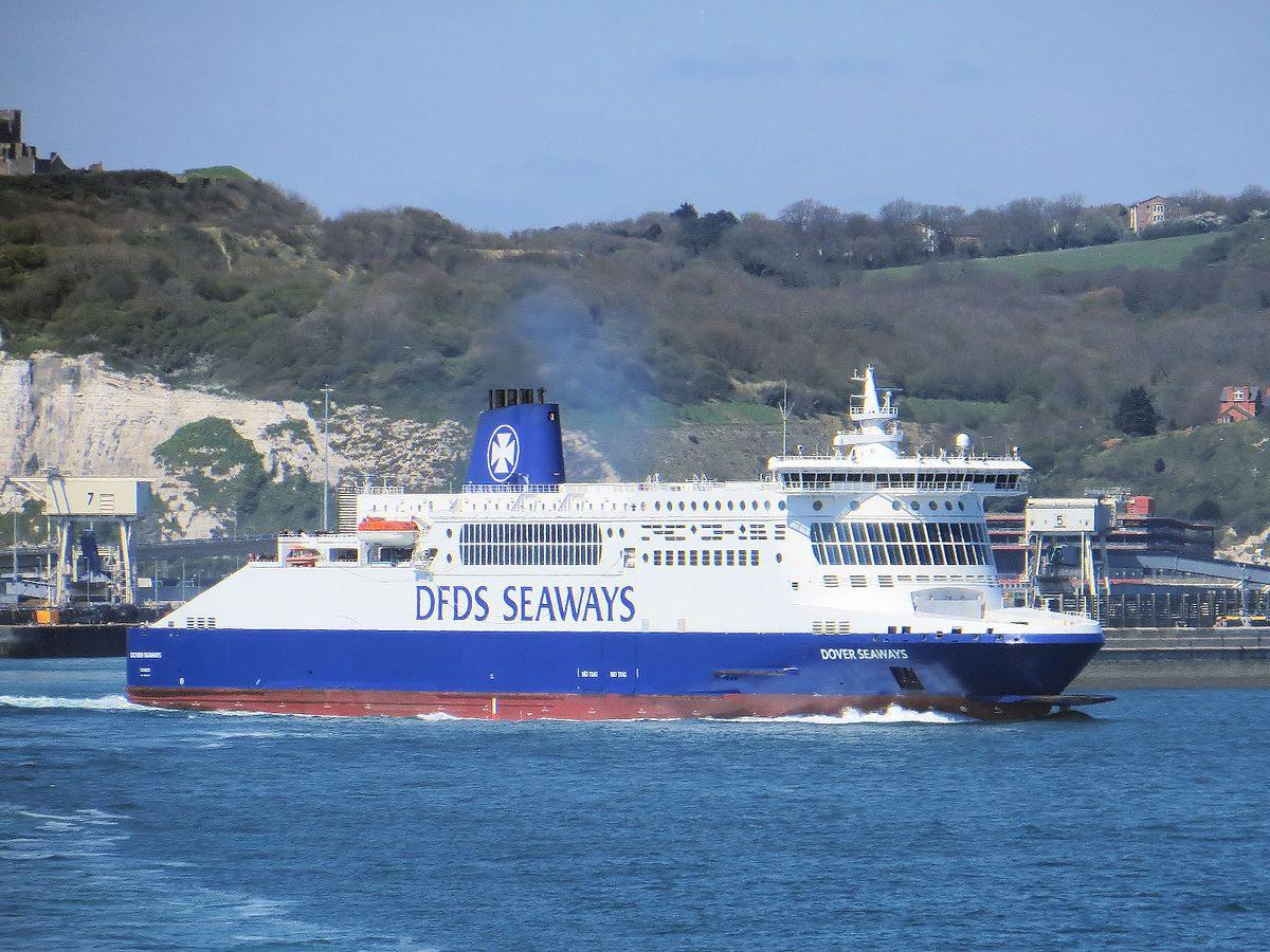 MS Dover Seaways Wikipedia