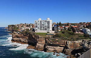 Eastern Suburbs (Sydney) - Image: Dover cliff tops
