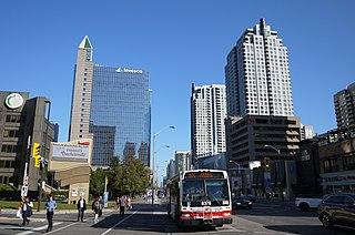 Willowdale, Toronto Neighbourhood in Toronto, Ontario, Canada