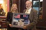 Dr Dava Newman, NASA Deputy Administrator visit to New Zealand, July 11-18, 2016 (27644172753).jpg