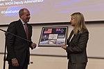 Dr Dava Newman, NASA Deputy Administrator visit to New Zealand, July 11-18, 2016 (28197295042).jpg