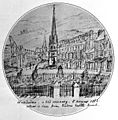 Drawing of Llandudno by Charcot. Wellcome L0003542.jpg