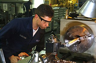 Machinist person who machines using hand tools and machine tools to create or modify a part that is made of metal, plastics, or wood