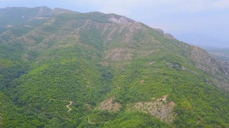 File:Drone footage from Matka Canyon, Skopje, Macedonia..webm