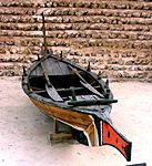 Dubai Jumeirah Creek Museum Al Baggarah pearlboat 1301200712720.jpg