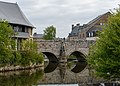 Ducey LaManche France Old-Bridge-over-Selune-River-02.jpg