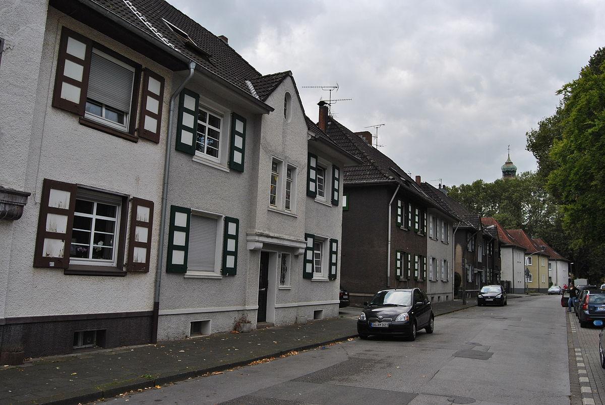 Wohnungen In Duisburg Meiderich