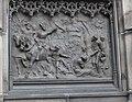 Duke of Buccleuch Statue Pedestal detail 06.JPG