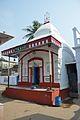 Durgeswar Shiva Mandir - South-western View - Melai Chandi Mandir Complex - Amta - Howrah 2015-11-15 7026.JPG