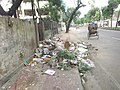 Dustbin on road of shantinagar.jpg