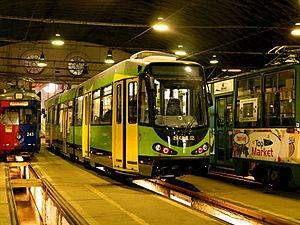 Trams in Elbląg - 200 px